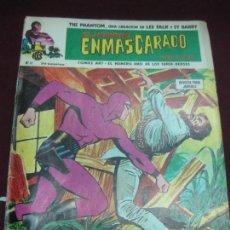 Cómics: EL HOMBRE ENMASCARADO.. Nº 37. EDICIONES VERTICE 1976.. Lote 121973591