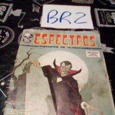 Cómics: ESPECTROS HISTORIAS DE ULTRATUMBA 31 VERTICE 1973 MARVEL COMICS IMPRESO EN ESPAÑA, VER FOTOS ESTADO,. Lote 122042735