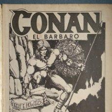 Cómics: CONAN. Lote 122133512