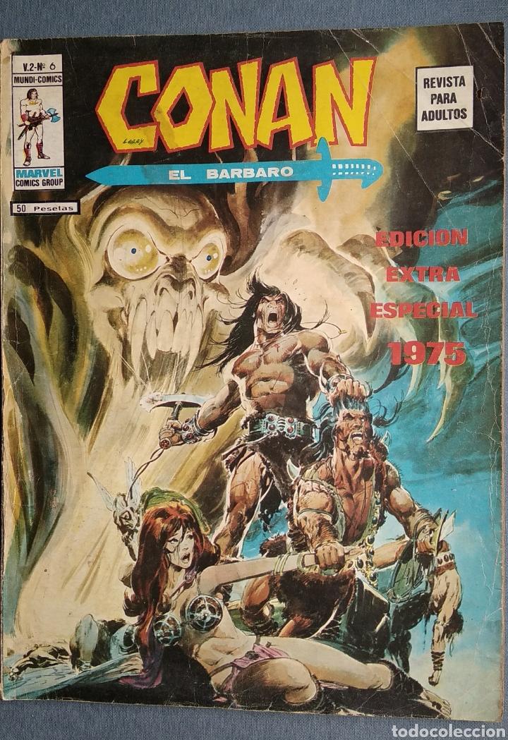 Cómics: CONAN - Foto 2 - 122133512
