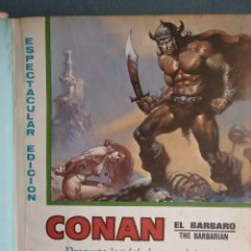 Cómics: CONAN. Lote 122135118