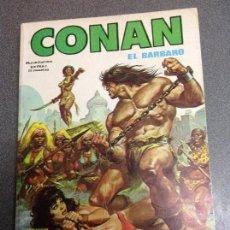 Cómics: CONAN EL BARBARO EXTRA. HISTORIA COMPLETA DE CONAN EL BUCANERO. ROY THOMAS. JOHN BUSCEMA. Lote 122451531