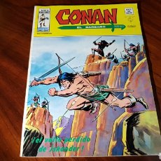 Cómics: CONAN 23 EXCELENTE ESTADO VERTICE. Lote 122496539