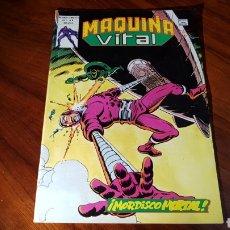 Cómics: MAQUINA VITAL 6 EXCELENTE ESTADO VERTICE. Lote 122497148