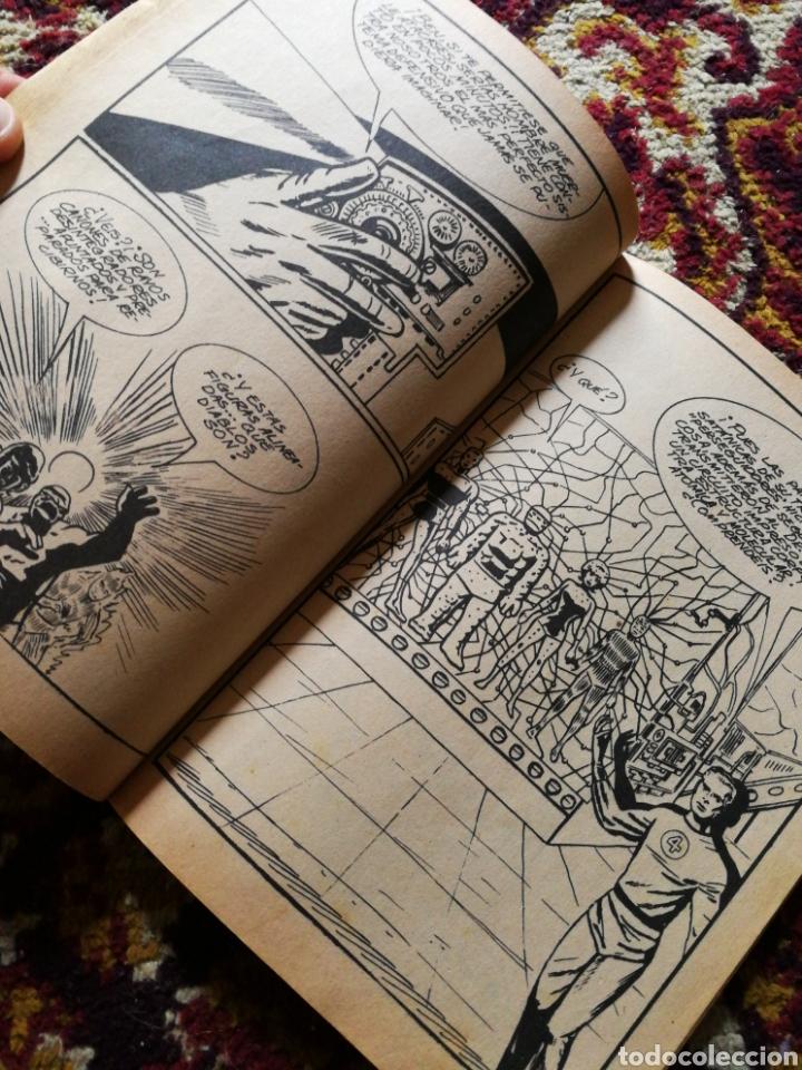 Cómics: LOS 4 FANTASTICOS- EL DR.MUERTE ATACA, COMIC GROUP-MARVEL, VERTICE- N°9. - Foto 3 - 122945192