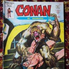 Cómics: CÓMIC CONAN EL BARBARO- MUNDI COMICS, V.2 N° 37.. Lote 122949010
