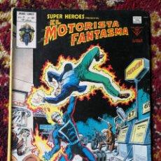 Cómics: CÓMIC EL MOTORISTA FANTASMA- VERTICE, MUNDI COMICS VOL.2 N°112.. Lote 122951676