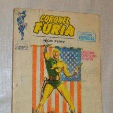 Cómics: CORONEL FURIA - EL SUPER PATRIOTA. Lote 123004739
