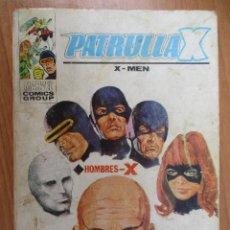 Cómics: PATRULLA X, LOTE DE 14 TACOS. VOLUMEN 1. EDITORIAL VERTICE. Lote 123009131