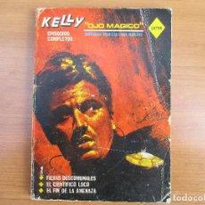 Cómics: KELLY, OJO MAGICO Nº 6 TACO: VOLUMEN 1. EDITORIAL VERTICE.. Lote 137135724