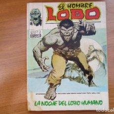 Cómics: EL HOMBRE LOBO Nº 1 TACO: VOLUMEN 1. EDITORIAL VERTICE.. Lote 123055283