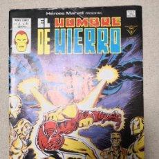 Cómics: EL HOMBRE DE HIERRO V 2 61 VERTICE. Lote 123294851