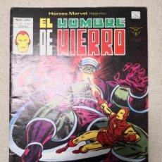 Cómics: EL HOMBRE DE HIERRO V 2 62 VERTICE. Lote 123294863