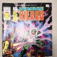 Comics : EL HOMBRE DE HIERRO V 2 63 VERTICE . Lote 123294899