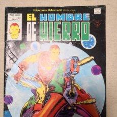 Comics : EL HOMBRE DE HIERRO V 2 64 VERTICE . Lote 123294999