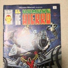Comics : EL HOMBRE DE HIERRO V 2 66 VERTICE . Lote 123295003