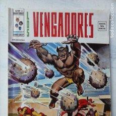 Cómics: LOS VENGADORES V 2 Nº 14 - EDICIONES VÉRTICE 1974. Lote 123334459