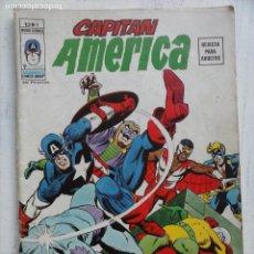 Cómics: CAPITAN AMERICA Vº 2 Nº 5 ÚLTIMO. Lote 123337847