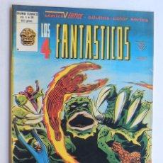 Cómics: LOS 4 FANTASTICOS / VOL. 3 Nº 30 / OJO DIABOLICO / VERTICE / SIN USAR. Lote 123347695