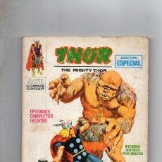 Cómics: COMIC VERTICE THOR VOL1 Nº 11 ( NORMAL ESTADO ). Lote 123507207