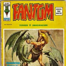 Comics - FANTOM vol.2 nº: 8. Vértice, 1975. - 123817003