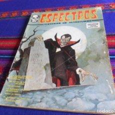 Cómics: VÉRTICE ESPECTROS Nº 31. 1974. 25 PTS. LA TUMBA DE DRACULA.. Lote 123851823