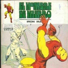 Cómics: EL HOMBRE DE HIERRO VERTICE VOL.1 Nº 32 EL LATIGO DE LA MUERTE. Lote 48865767