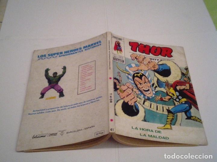 Cómics: THOR - VOLUMEN 1 - VERTICE - COLECCION COMPLETA - BUEN ESTADO - GORBAUD - Foto 188 - 117414171