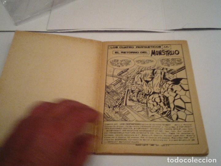 Cómics: LOS 4 FANTASTICOS - VERTICE - VOLUMEN 1 - NUMERO 62 - MUY BUEN ESTADO - CJ 88 - GORBAUD - Foto 2 - 124162719
