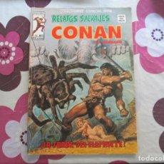 Cómics: RELATOS SALVAJES DE CONAN V 1 Nº 60. Lote 124178075