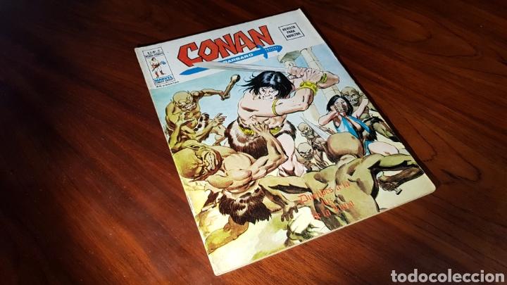 MUY BUEN ESTADO CONAN 8 VERTICE VOL II (Tebeos y Comics - Vértice - Conan)