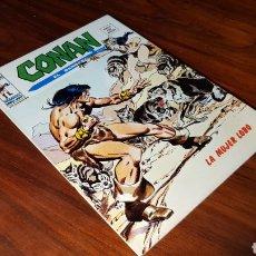 Cómics: CONAN 9 EXCELENTE ESTADO VERTICE V.2. Lote 124206111