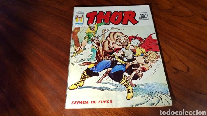 THOR 7 BUEN ESTADO VERTICE VOL II (Tebeos y Comics - Vértice - Thor)