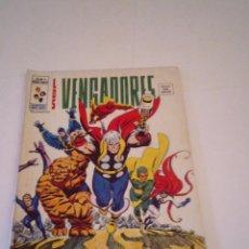 Cómics: VENGADORES - VERTICE - VOLUMEN 2 - NUMERO 16 - BUEN ESTADO - GORBAUD - CJ 98. Lote 124264159