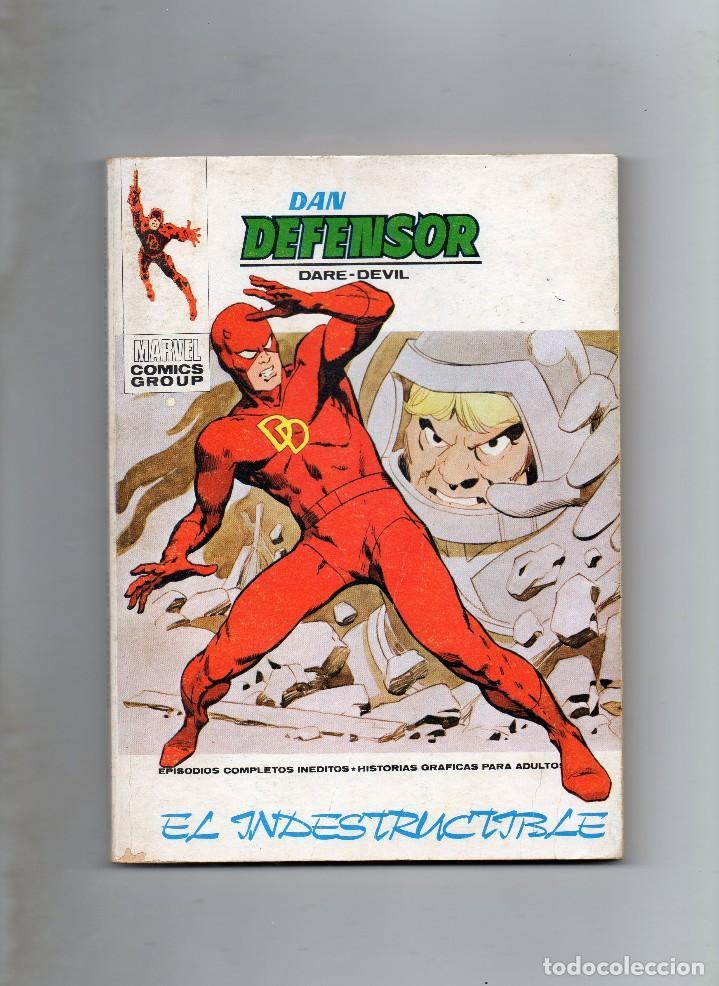 COMIC VERTICE DAN DEFENSOR VOL1 Nº 41 ( BUEN ESTADO ) (Tebeos y Comics - Vértice - V.1)