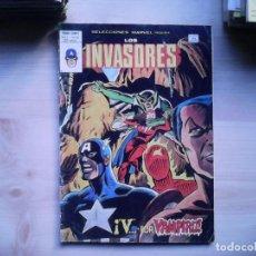 Cómics: SELECCIONES MARVEL. Nº 50 LOS INVASORES. Lote 124502303
