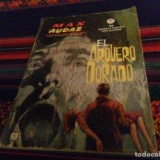 Cómics: VÉRTICE GRAPA MAX AUDAZ Nº 5. 10 PTS. 1965. EL ARQUERO DORADO. BUEN ESTADO.. Lote 124507603