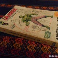 Cómics: VÉRTICE VOL. 1 EDICIÓN GIGANTE LA MASA. 50 PTS. 1971. 352 PÁGINAS. MUY DIFÍCIL.. Lote 124508991
