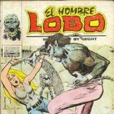 Cómics: HOMBRE LOBO , COLECCION COMPLETA , 10 NºS . Lote 124602579