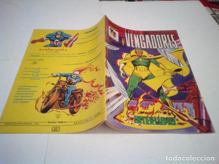 Cómics: VENGADORES - VERTICE - MUNDICOMICS - COMPLETA - 4 NUMEROS - MUY BUEN ESTADO - CJ 18 - GORBAUD - Foto 3 - 124655071
