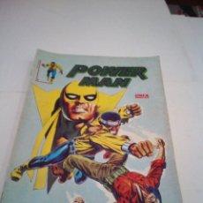 Cómics: POWER MAN - SURCO - COMPLETA - VERTICE - BUEN ESTADO - CJ 37 - GORBAUD. Lote 124656195