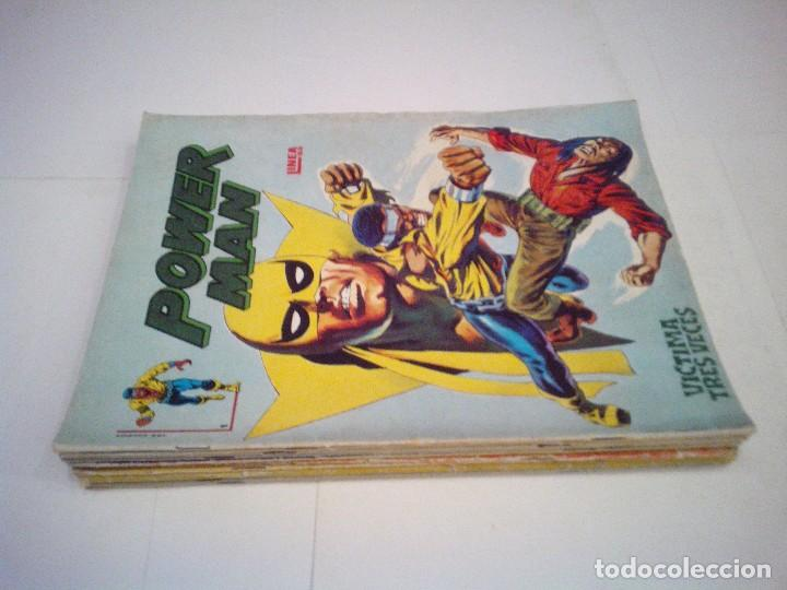 Cómics: POWER MAN - SURCO - COMPLETA - VERTICE - BUEN ESTADO - CJ 37 - GORBAUD - Foto 2 - 124656195