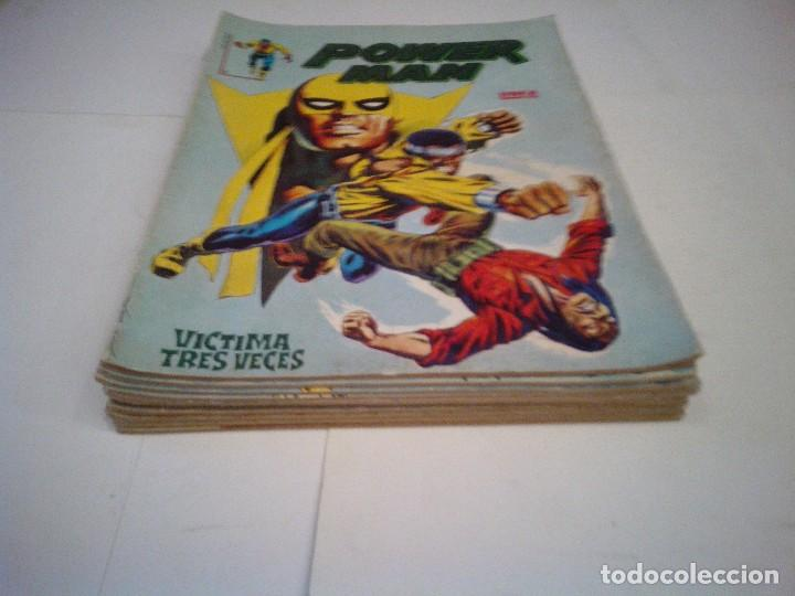 Cómics: POWER MAN - SURCO - COMPLETA - VERTICE - BUEN ESTADO - CJ 37 - GORBAUD - Foto 3 - 124656195