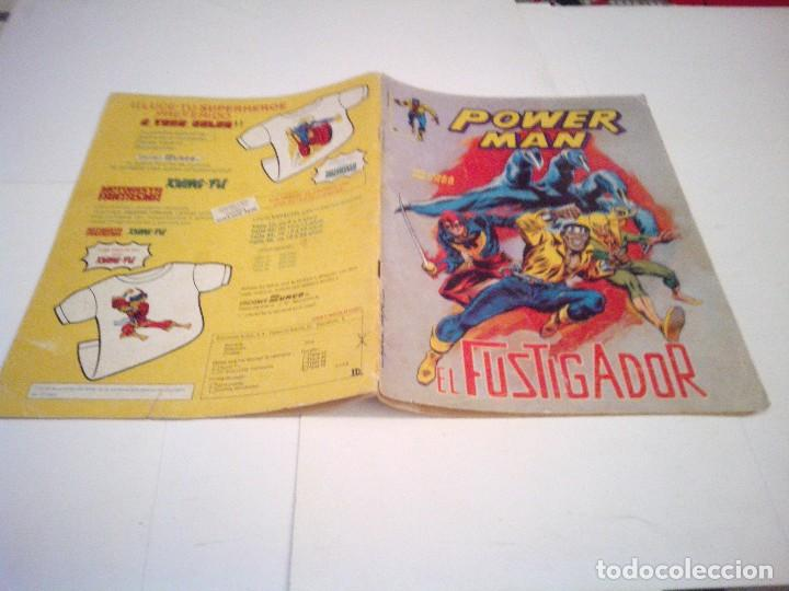 Cómics: POWER MAN - SURCO - COMPLETA - VERTICE - BUEN ESTADO - CJ 37 - GORBAUD - Foto 11 - 124656195