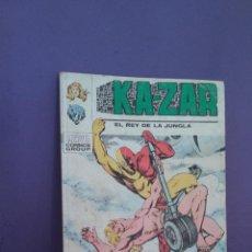 Cómics: KA-ZAR Nº 6. Lote 124663439