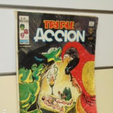 Cómics: TRIPLE ACCION VOL. 1 Nº 1 - VERTICE MUNDI COMICS -. Lote 139540904