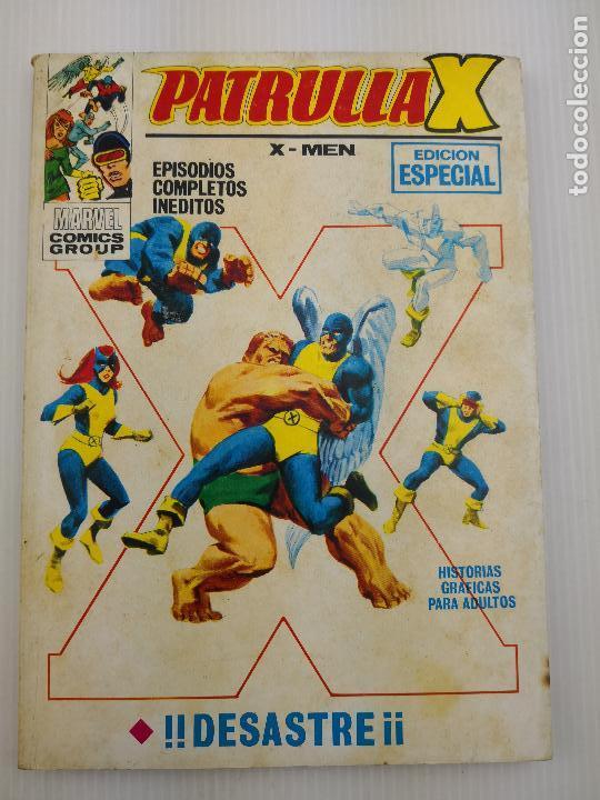 PATRULLA X 17 VERTICE BUEN ESTADO (Tebeos y Comics - Vértice - Patrulla X)