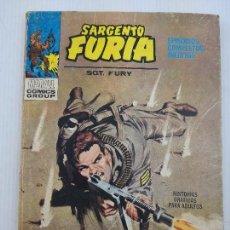 Cómics: SARGENTO FURIA 2 VERTICE BUEN ESTADO. Lote 124675215