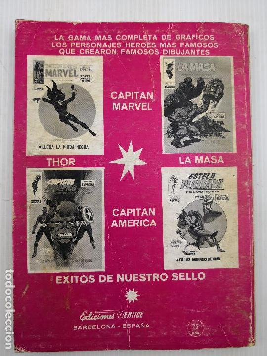 Cómics: Sargento Furia 2 Vertice Buen Estado - Foto 2 - 124675215