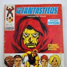 Cómics: LOS 4 FANTASTICOS 20 VERTICE BUEN ESTADO. Lote 124675491